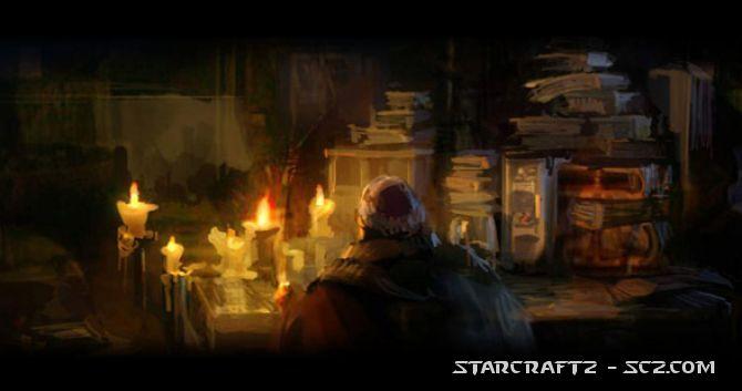 Concurso Global de Escritura de Blizzard 2011