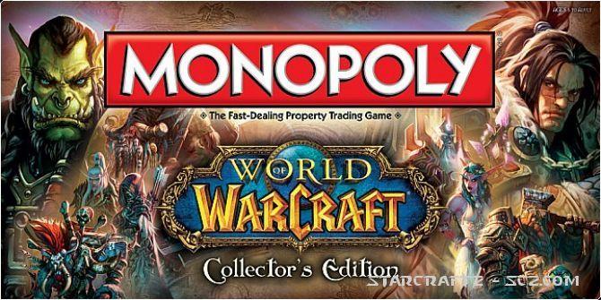Risk: Starcraft y Monopoly: World of Warcraft