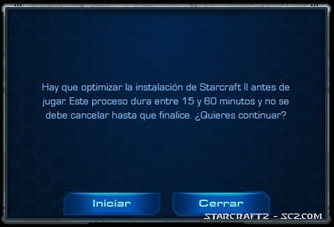 Optimización de StarCraft 2