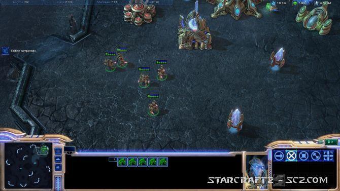 Protoss vs Terran