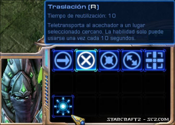 Acechador - Stalker