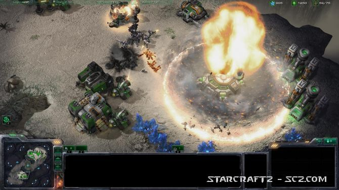 Ghost First (Terran contra Terran)