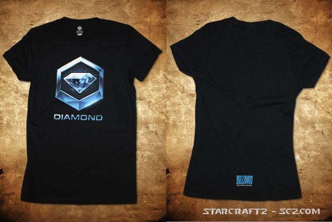 Nuevas Camisetas de StarCraft II: Wings of Liberty
