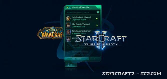 Amigos en StarCraft 2