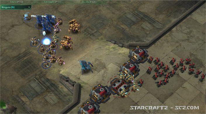 Cómo ganar en StarCraft 2