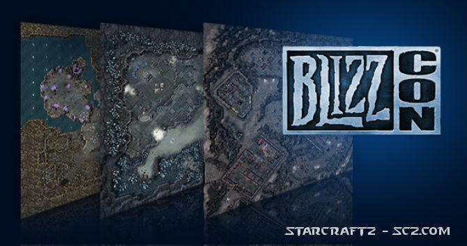 Ganadores concurso de mapas de StarCraft 2