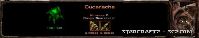 Cucaracha - Roach