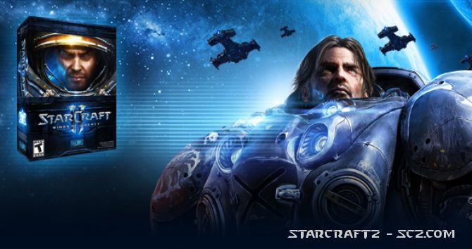 Descargar StarCraft 2 Demo