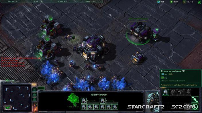 Estrategias fallidas en StarCraft 2