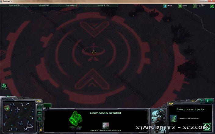 La Exploración en StarCraft 2