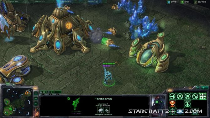 Estrategia de defensa en StarCraft 2