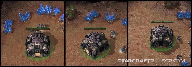 Cómo girar la cámara en StarCraft 2