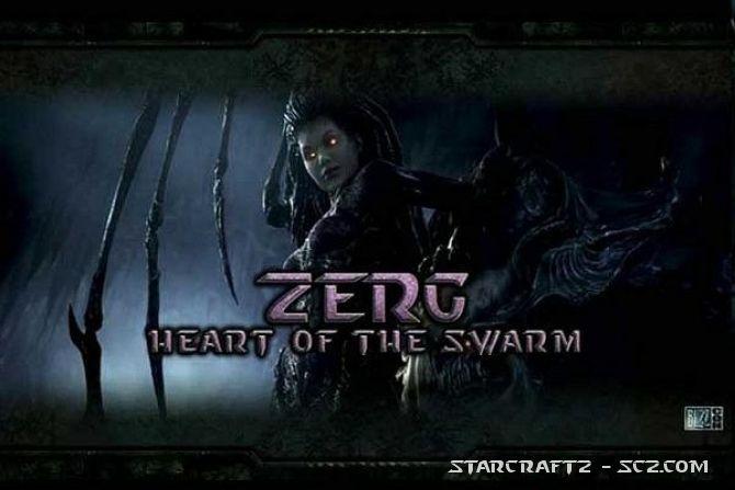 StarCraft 2: Heart of the Swarm llegará el 2012