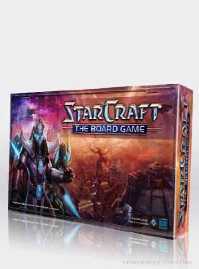 StarCraft: The Board Game - Juego de Tablero
