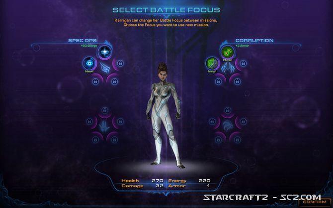 Mejoras Zerg: Mutación y evolución