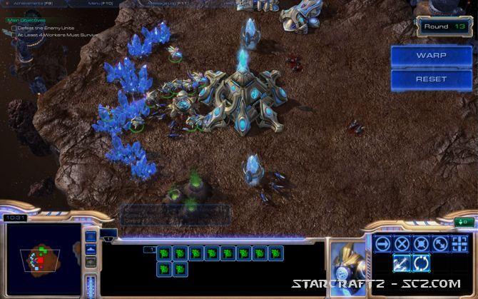 Maestro de StarCraft