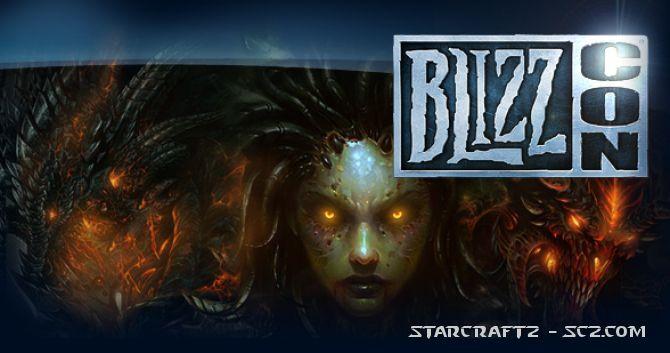 Nuevos mapas personalizados en BlizzCon 2010.
