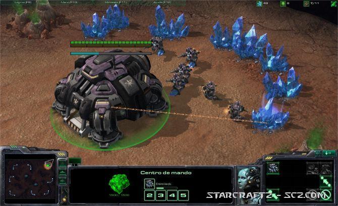 ¿Qué es Micro y Macro en StarCraft 2?