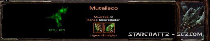 Mutalisco - Mutalisk