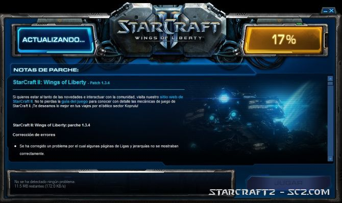 The latest (controversial) patch for StarCraft 2, 1.3.0, from Blizzard has