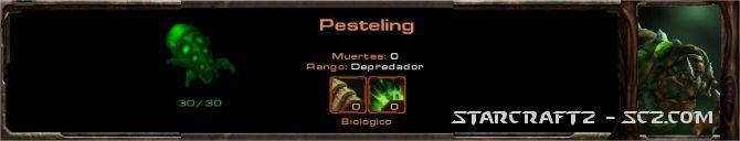 Pesteling - Baneling