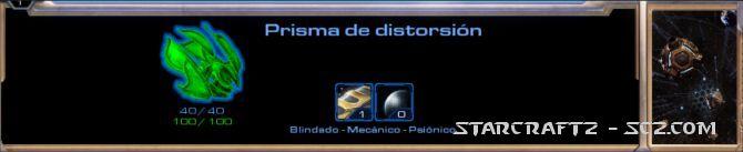 Prisma de Distorsión - Warp Prism
