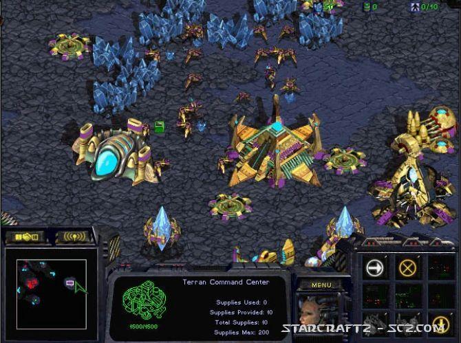 Descargar StarCraft