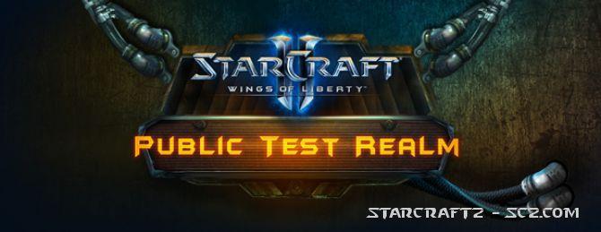 Parche 1.4.2 de StarCraft 2 en pruebas