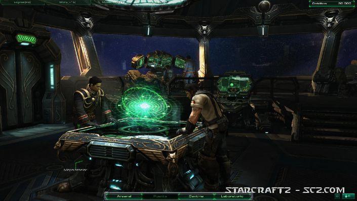 Equilibrado de juego 1v1 en Starcraft2