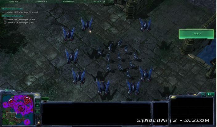 Aprende cómo actuar en Starcraft 2