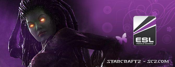 StarCraft 2 también para chicas