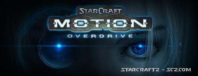 Otra manera de jugar a StarCraft: StarCraft Motion Overdrive