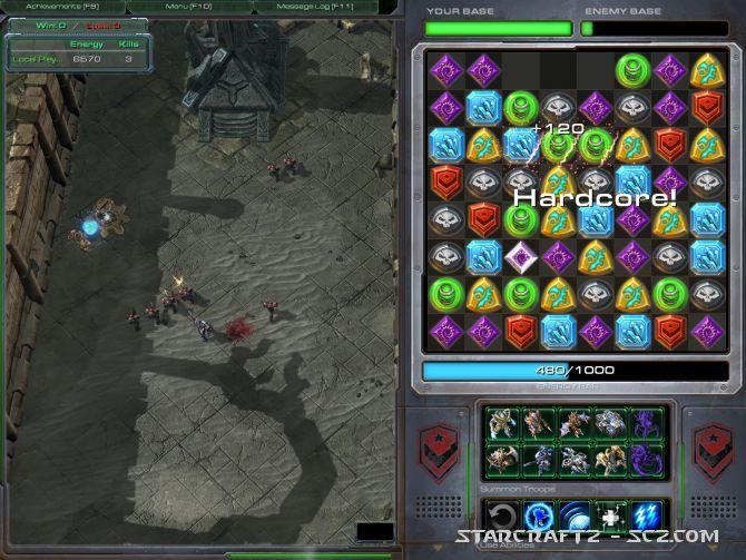 Logros de mods oficiales StarCraft 2
