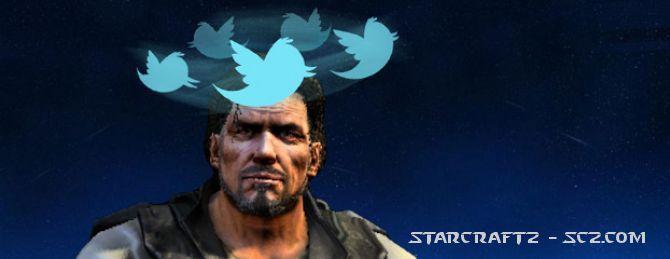 Campaña de Hashtags de Twitter de Blizzard