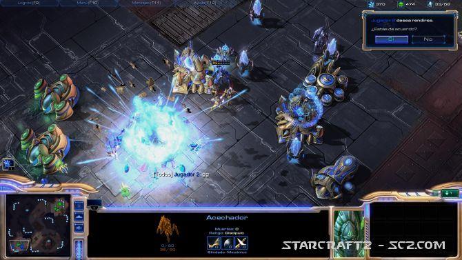 1 Gate Fast Expand (Protoss contra Terran)