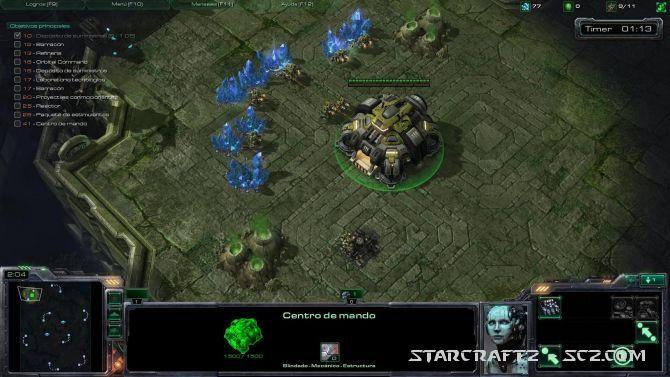 Mapas YABOT StarCraft 2