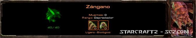 Zángano - Drone
